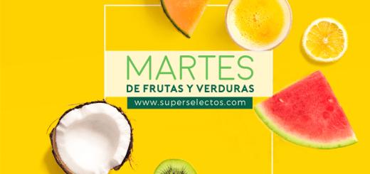 martes de frutas y verduras super selectos 2018