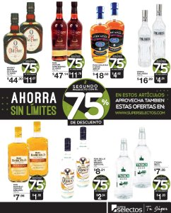 Ahorra en tus botellas de brindis super black friday 2018