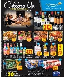 La Despensa de Don Juan ofertas blackfriday en bebidas 17nov18