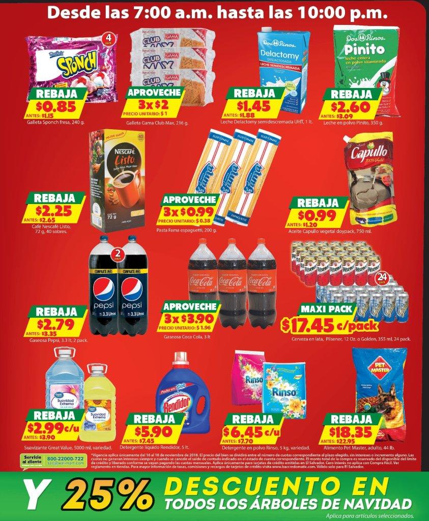Maxi Despensa ofertas BLACK FRIDAY 2018 supermercado