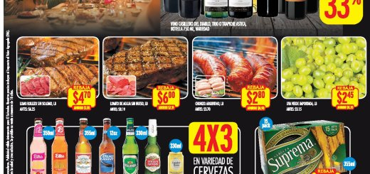 Promociones blackfriday LA Despensa de Don Juan - 23nov18