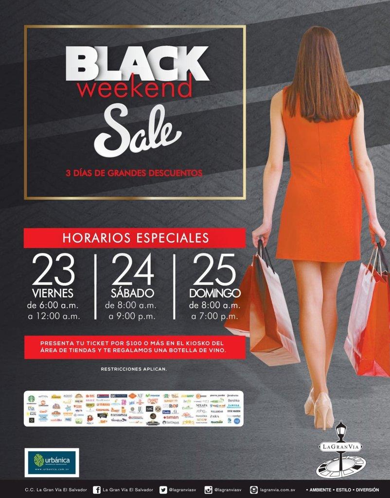 Todas las ofertas black friday 2018 en la gran via