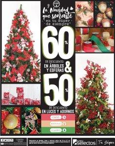 Todos los accesorios y prodcutos de navidad con descuentos blackfriday