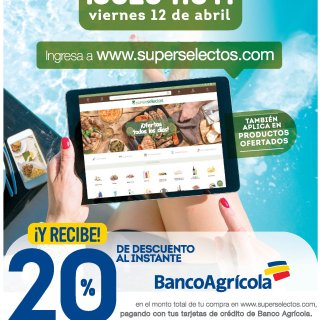 No pierdas tiempo SUPer SelECtOS online shopping