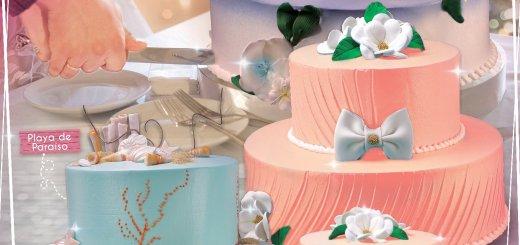 Pasteles para fiestas y bodas EL ROSARIO el salvador