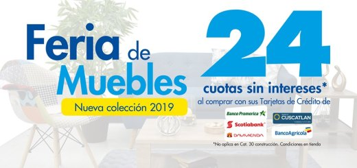 Nueva coleccion en la feria de muebles epa agosto 2019