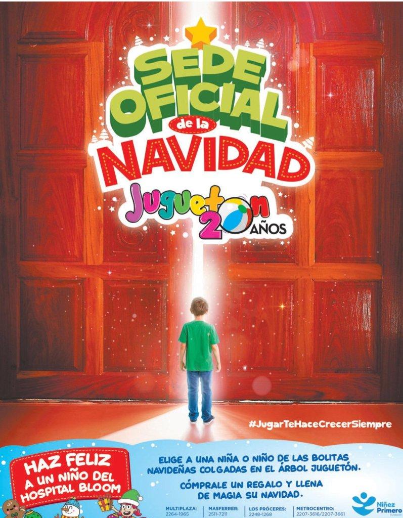 JUGUETON sede oficial de la NAVIDAD 2019 toys and games