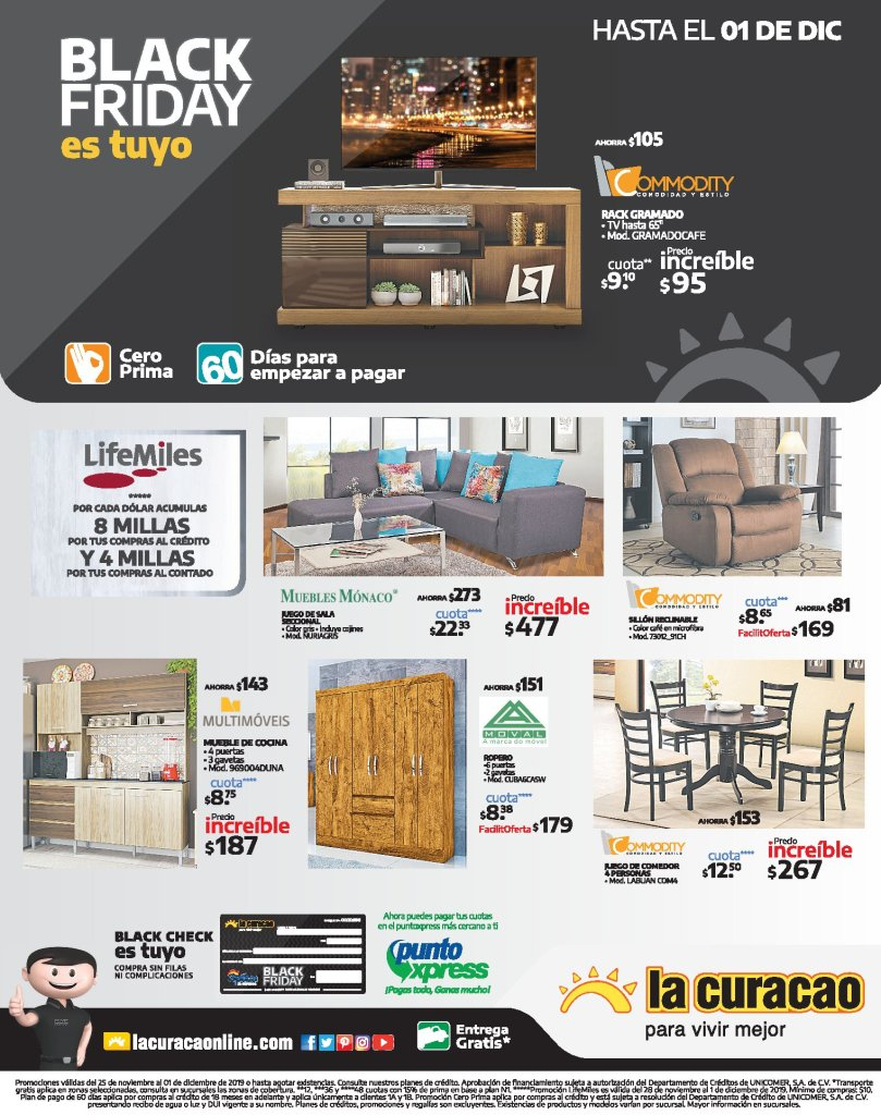 La-Curacao-FURNITURE-home-black-friday-2019-deals-26nov19