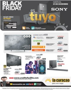 La-Curacao-black-friday-electronic-android-tv-and-stero-systems-26nov19