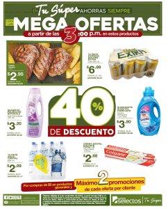 MEGA ofertas fin de semana barato SUPER SELECtOS