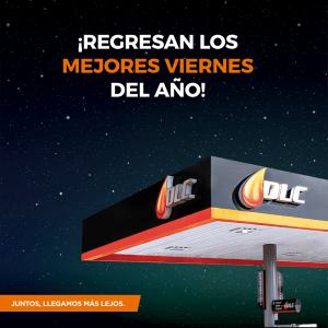Rebajas en precios de la Gasolina FRIDAY 2019