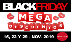 Radio Parts el salvador BLACK discounts 2019