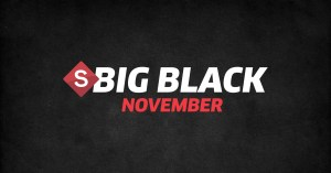 Hasta 40% OFF BIG Black Sale Siman (November 2019)