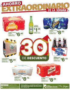 🎄❄ First Christmas FRIDAY Super Selectos savings (06.dic.19)
