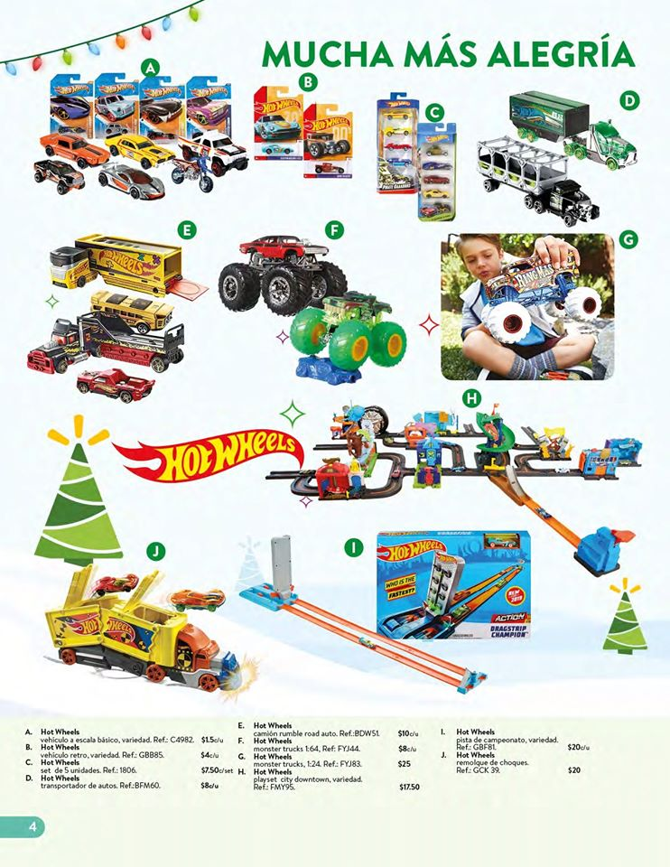 Carros HOt WHeELS collection WALMART el salvador Navidad 2019