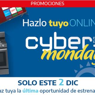 Compras online cyber monday 2019 almacenes La Curacao