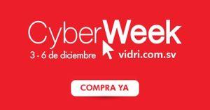 VIDRI compras online CYBER Week 2019