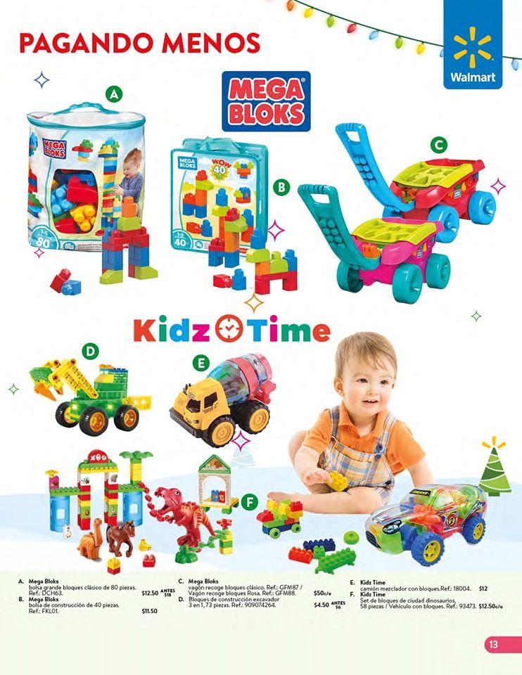 toys BABIES collection WALMART el salvador Navidad 2019