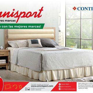 Almacenes Omnisport ofertas set de cama y recamaras - 13ene2020