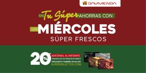 Ultimo Miercoles Frescos Super Selectos (feb.2020)