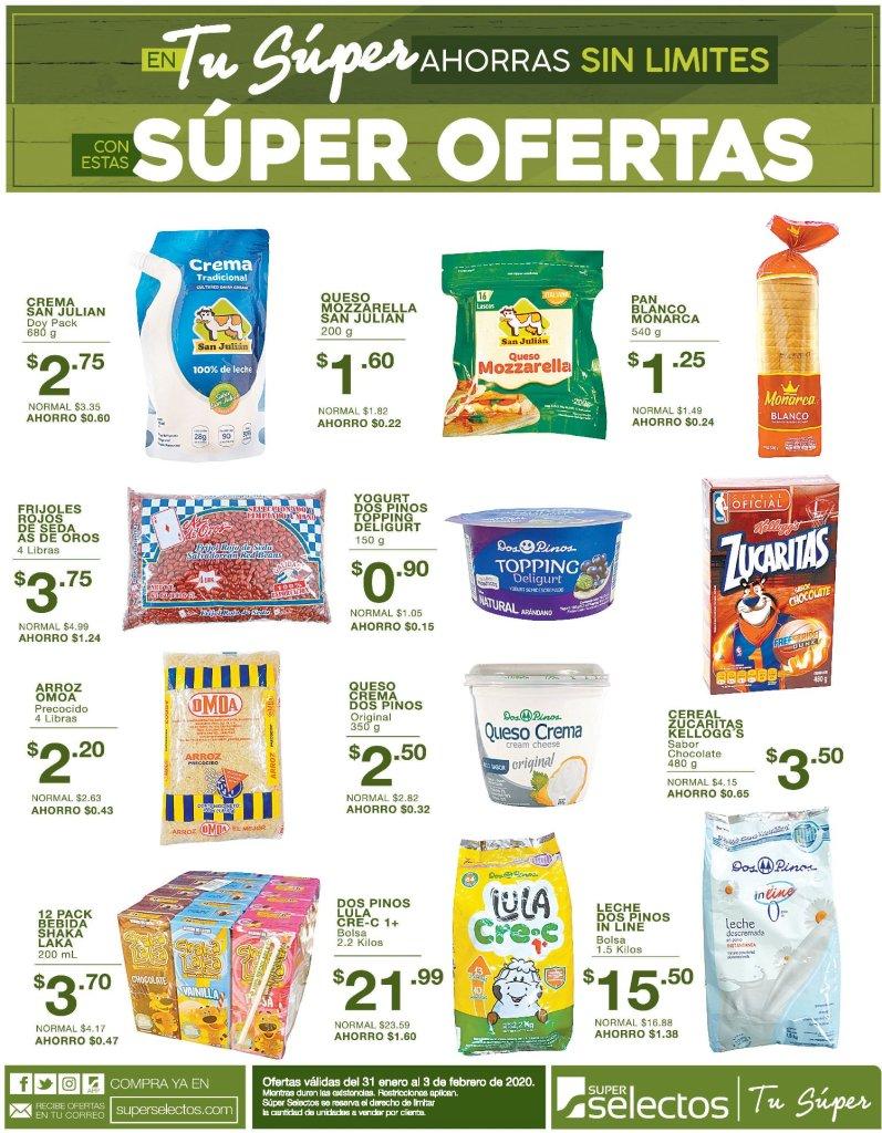 Super-selectos-promociones-canasta-basica-31ene2020