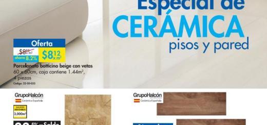 Catalogo ofertas pisos y ceramica epa el salvador marzo 2020
