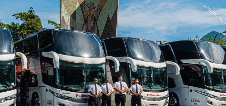 precios de los buses pulmantur centro america