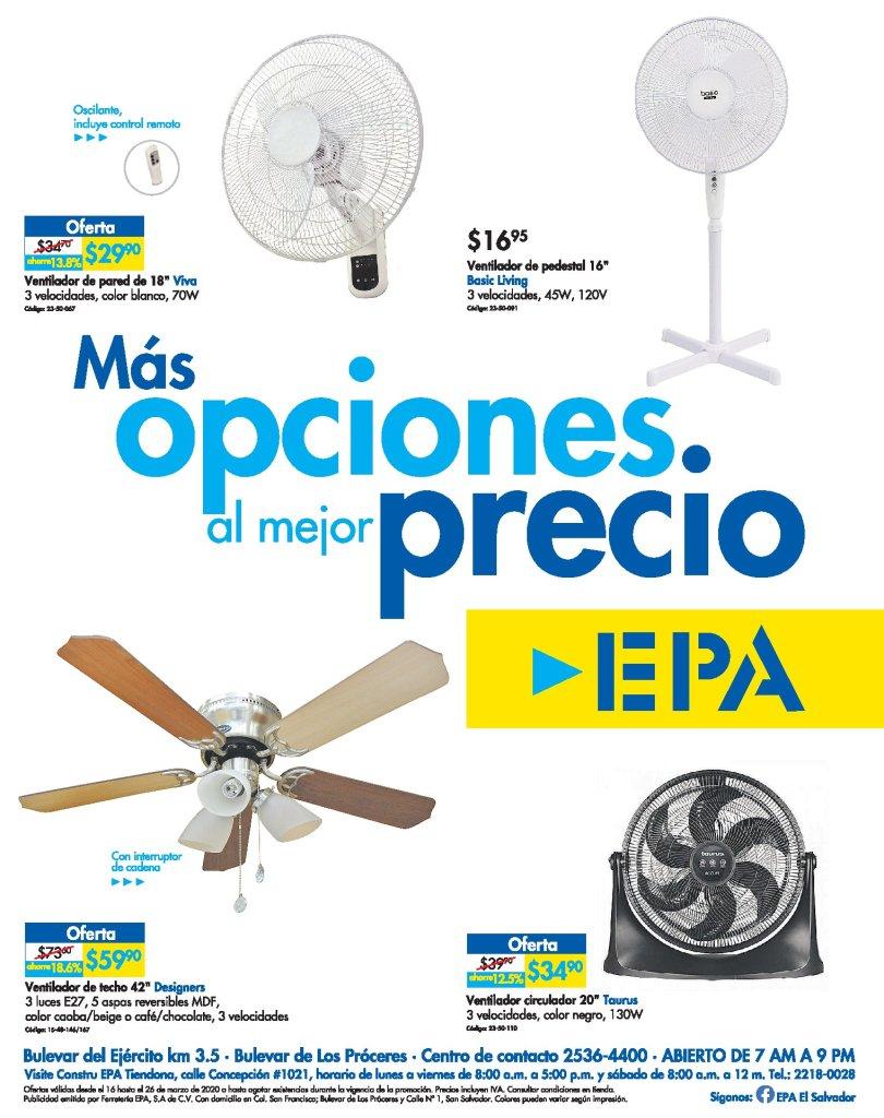 Precios-de-ventiladores-EPA-el-salvador-marzo-2020