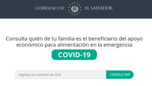 📌 Pasos para cobrar $300 dolares de subdisidio COVID-19 (El Salvador)