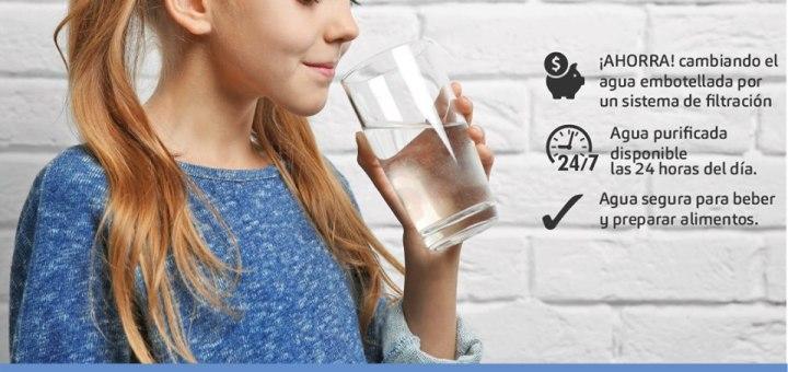 Mantenimiento de sistemas de filtracion de agua potable san salvador