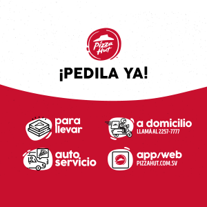 Promociones Pizza Hut (Julio 2020)