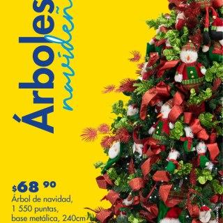 Ferreteria EPA arbol de navidad 240 centimetros coleccion 2020