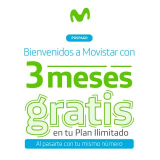 Promocion movistar el salvador 3 meses gratis plan ilimitado