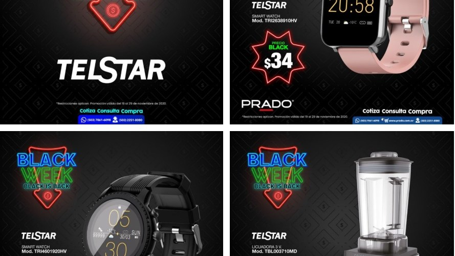 Almacenes-PRADO-ofertas-productos-TELSTAR-black-friday-2020
