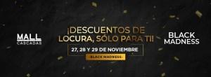 Catalogo de ofertas black friday 2020 MALL LAS CASCADAS