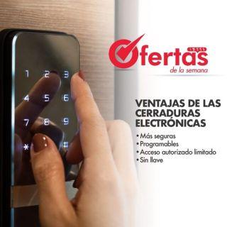Cerraduras con codigo digital para hogares VIDRI online