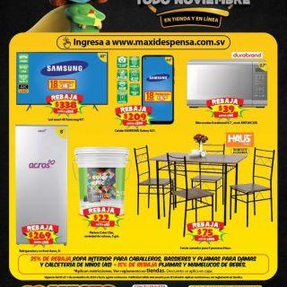 Maxi-Despensa-catalogo-black-friday-2020-muebles-y-electrdomesticos