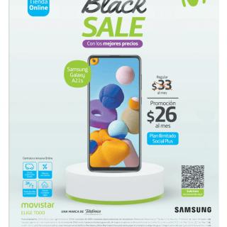 Ofertas-black-friday-2020-Movistar-telefonos-samsung-A21s