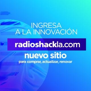 informacion nueva tienda en linea radioshack el salvador