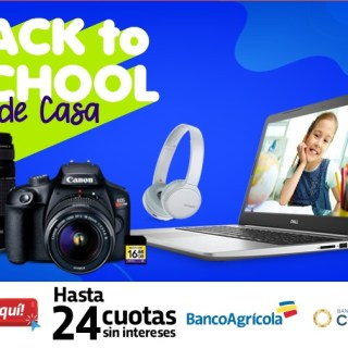 Folleto ofertas RAF el salvador back to school 2021