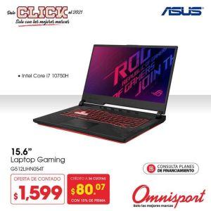 Omnisport-Laptop-GAMING-intel-core-i7-10750H-G512LIHN054T-marca-ASUS