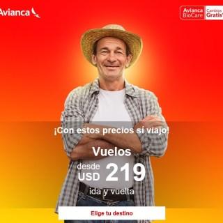 AVIANCA deals cheap travel bills april 2021 san salvador