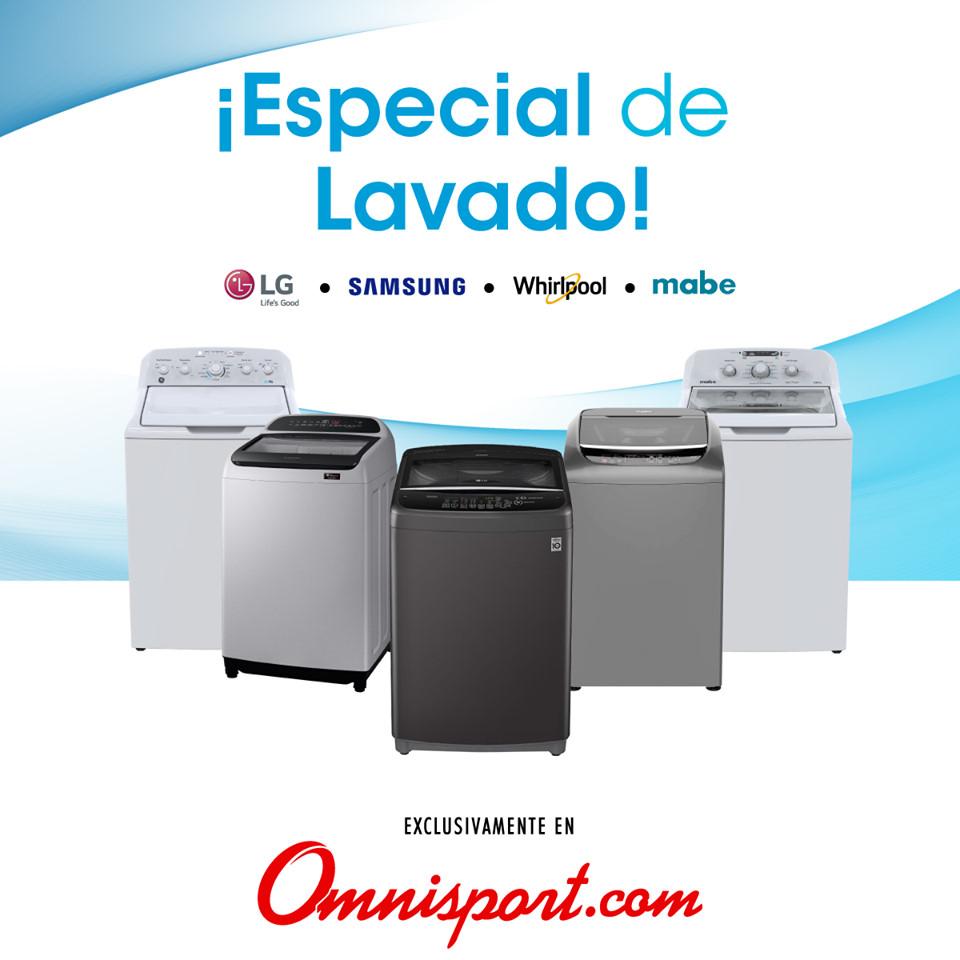 Precios de lavadores el salvador almacenes omnisport 2021