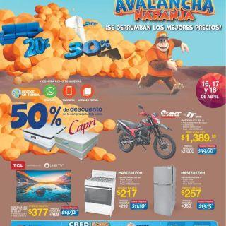 ofertas-tropi-avalancha-naranja-almacenes-tropigas-16-abril-2021