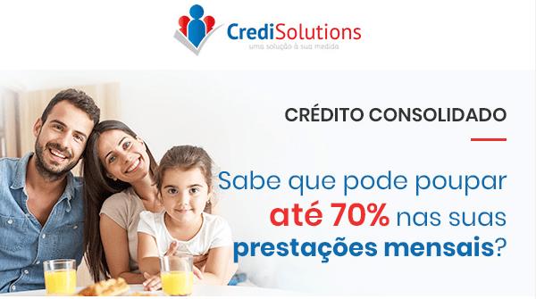 Crédito Consolidado – Poupe até 70%