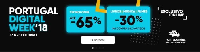 Fnac Portugal Digital Week 2018