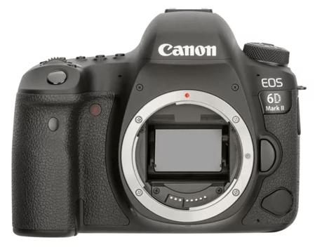 Máquina Fotográfica Reflex CANON EOS 6D Mark II – 25% desconto