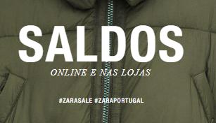 Zara – até 60% desconto