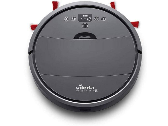 Aspirador Robot VILEDA VR 201 PetPro