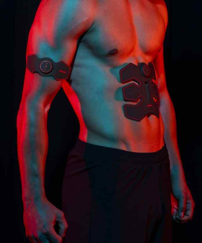 Eletroestimulador Muscular PULSE HEX